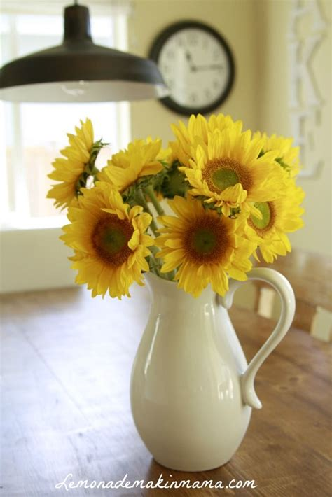 53 Best Images About Sunflower Decorating Ideas On