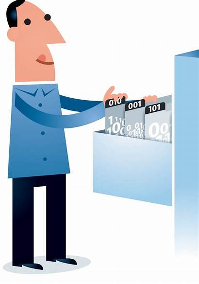 Clipart Data Organization Access Entry Transparent Research