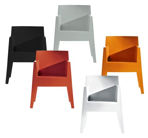 bureau philippe starck fauteuil empilable blanc driade