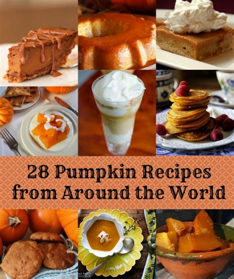 pumpkin recipes    world  afghanistan