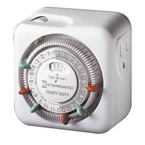 electric timer ebay