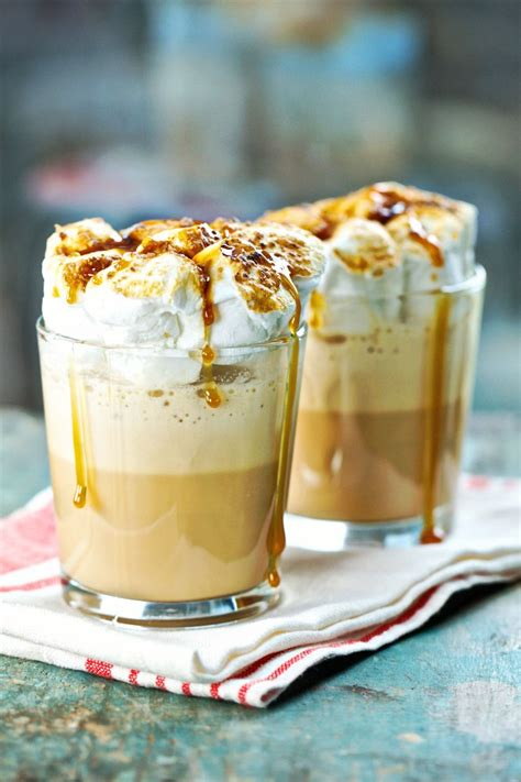Here are 5 awesome coffee liqueur recipes to cure your craving. Super Delicious and Easy Roasted Marshmallow Coffee Drink - Salomon Wellness