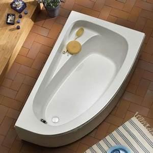 Baignoire D Angle Pas Cher : baignoire d 39 angle marina par o 39 design ottofond prix pas cher ~ Dailycaller-alerts.com Idées de Décoration