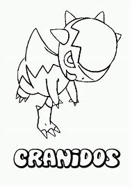 Rock Pokemon Coloring Pages