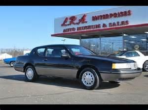 1987 Mercury Cougar XR7