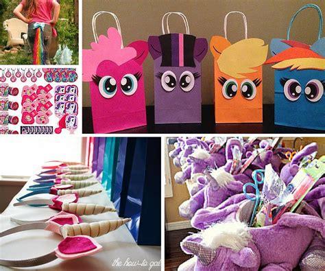 my pony ideas pony ideas at birthday in a box