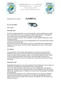 Lange Leben Flöhe Ohne Blut by Vogelfloh
