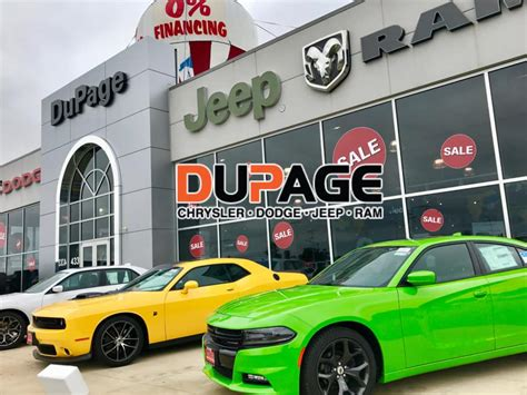 Mccune Chrysler Jeep Dodge by Dupage Chrysler Dodge Jeep Ram Cdjr Dealer In Glendale