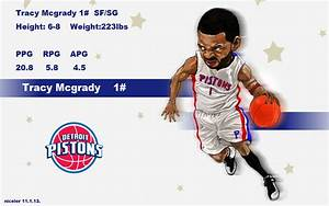 Tracy McGrady Wallpaper, Height, Weight, Position, College ...