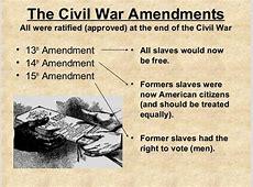 Pics For > 13th Amendment Examples