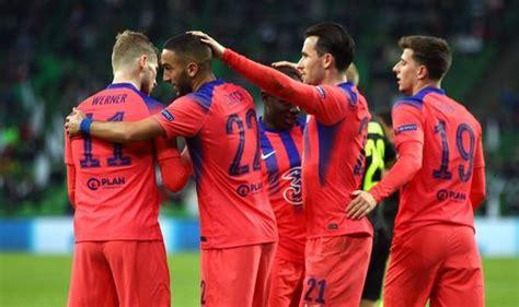 Chelsea player ratings vs Krasnodar: One star shines above ...