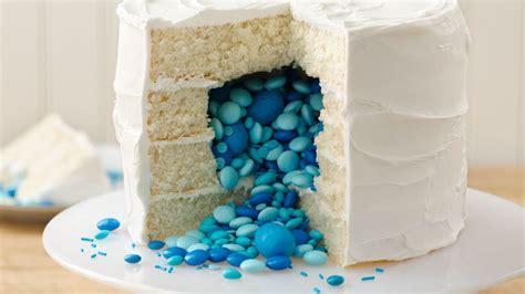 surprise    gender reveal cake recipe