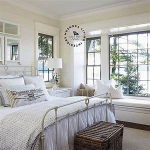 Coastal Muskoka Living Interior Design Ideas - Home Bunch