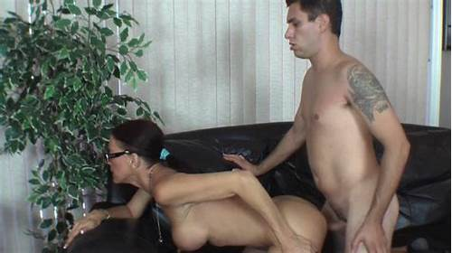 Auntie Blackmail His Aunt To Poundings Her #Taboo