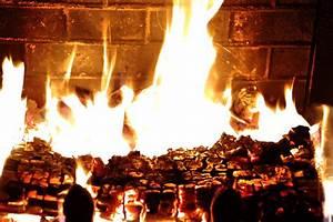 Burning, Logs