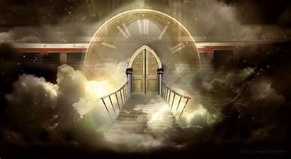 Hour Knoweth Heaven Angels Gods Timing Scripture