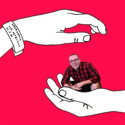 Anthony Fantano Memes - the antlers squatting anthony fantano know your meme