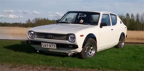 Datsun 100a by Myyd 228 228 N Datsun 100a Liikenne Suomessa