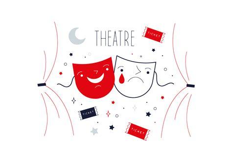 free theatre vector download free vector art stock