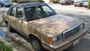 1984 Plymouth Reliant  U2013 Car Wiring Diagram