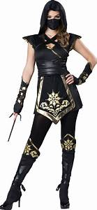 Womens Elite Ninja Costume | BuyCostumes.com