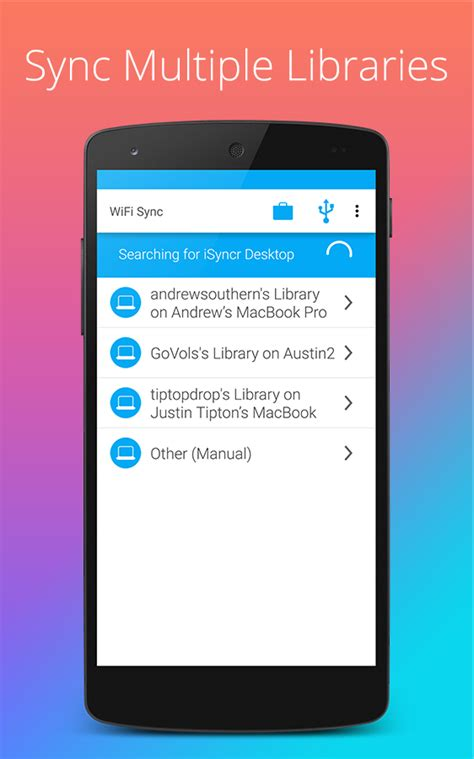 itunes for android free isyncr for itunes to android 5 9 16 apk android