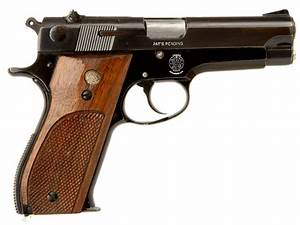 Deactivated Smith & Wesson Model 39-2 Automatic Pistol ...
