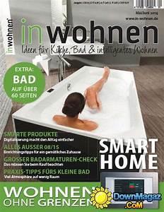 Wohnen Magazin : in wohnen ideen f r k che bad und intelligentes wohnen magazin mai juni no 01 2014 download ~ Orissabook.com Haus und Dekorationen