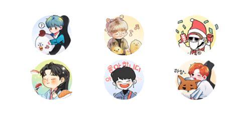 V LIVE - DAY6 Fan Art Stickers