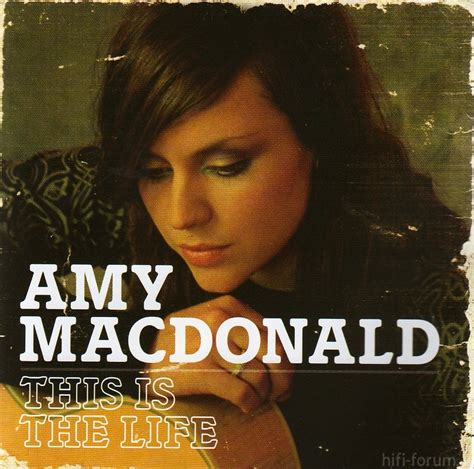 Amy Macdonald  This Is The Life  Amy, Hifiklassiker, Is