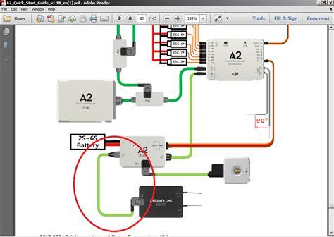 Naza Osd Wiring Diagram by Adding Datalink To S1000 A2 Iosd Mk Ii Dji Forum