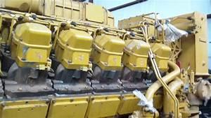 Caterpillar 3516 Marine Engine