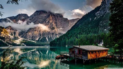 Idyllic Landscape, Italy 4k Hd Desktop Wallpaper For 4k