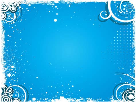 blue background designs winter blue vector background