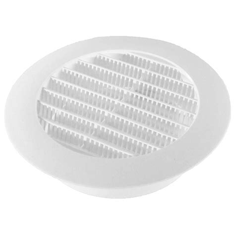 speedi products   white  soffit vent sm rsv