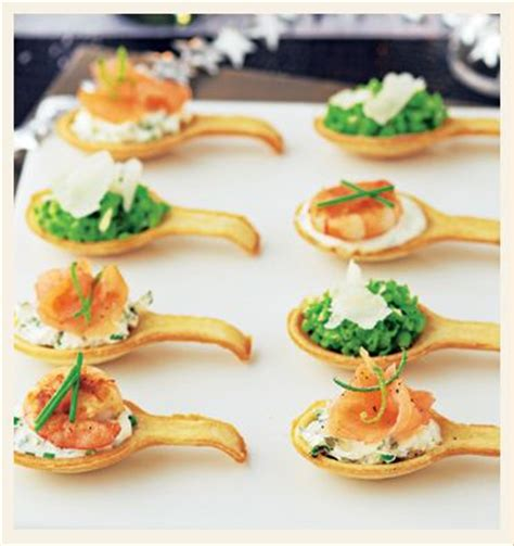 canapes on spoons recipes savoury canapé spoons canapes pastries