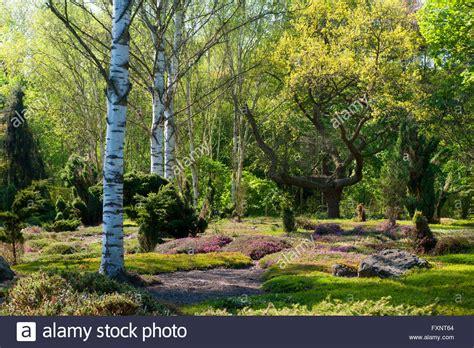 Forstbotanischer Garten Köln by Deutschland Nordrhein Westfalen K 246 Ln Rodenkirchen