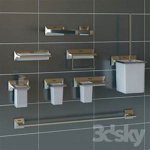 3d models bathroom accessories grohe allure brilliant With grove bathroom fittings