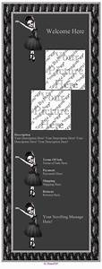 gothic ballerina ebay ola overstock ad listing template With ebay ad template