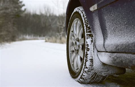 Should I Buy Winter Tyres? How To Help Your Car Beat Ice