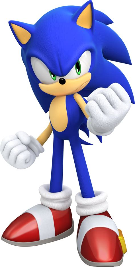 Sonic the Hedgehog Character