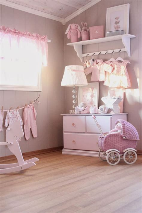shabby chic pink nursery ideas homemydesign
