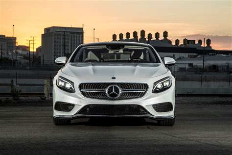S 550 4matic coupe 2d. 2015 Mercedes-Benz S550 4Matic Coupe First Test Review