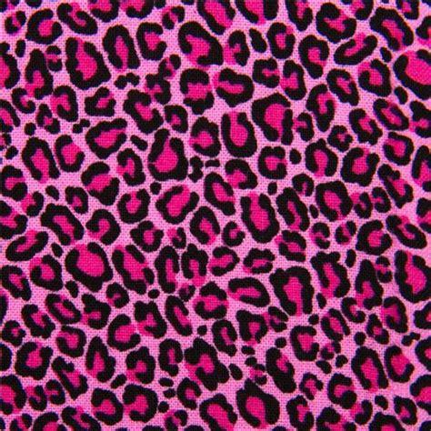 Pink Animal Print Wallpaper Uk - tissu timeless treasures avec des motifs l 233 opard