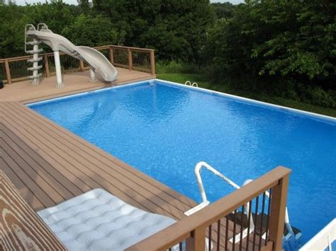 17 Best Ideas About Pool With Deck On Pinterest
