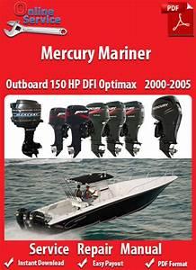 Mercury Mariner 150 Hp Dfi Optimax 2000