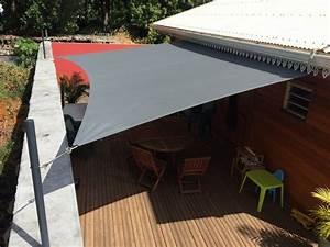 Voile Pour Terrasse : toile pour soleil voile d ombrage serre chromeleon ~ Premium-room.com Idées de Décoration