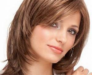 Coupe Degrade Femme : coupe de cheveux femme mi long visage ovale ~ Farleysfitness.com Idées de Décoration