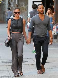 Chrissy Teigen reveals she and husband John Legend want a ...