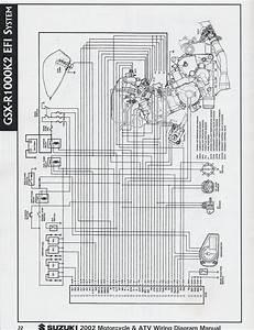 Suzuki Gsxr 1000 K3 Wiring Diagram